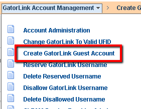 Accounts for Visitors and Guests » Identity Services » University of